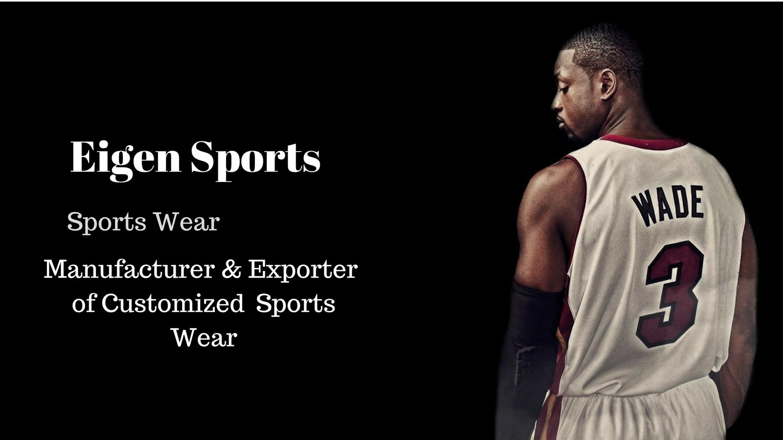 Sports Wear Eigen Sports