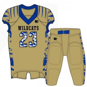 American Football Uniforms Eigen Sports