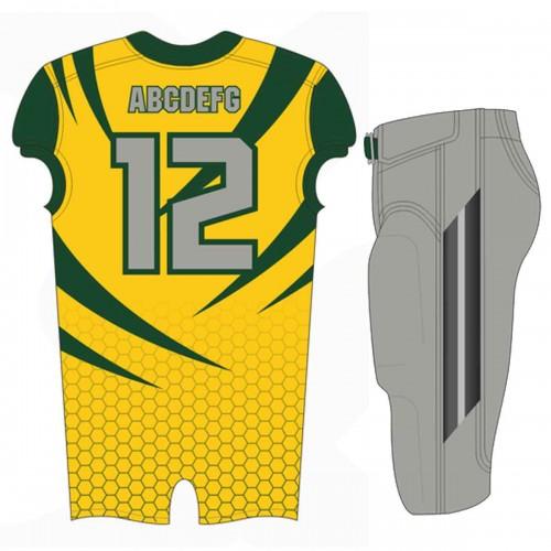 American Football Uniforms Eigen Sports